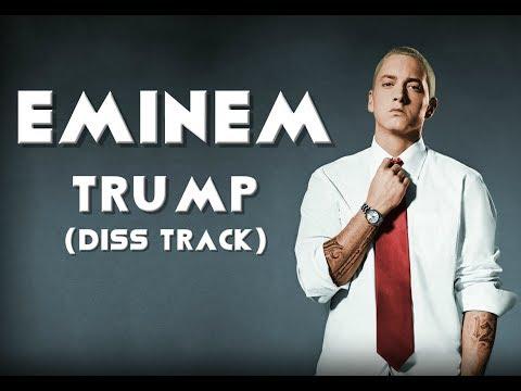 Eminem – Donald Trump (2017) LYRIC VIDEO + SONG